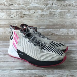 Adidas D Rose Boardwalk South Beach Mens 7.5